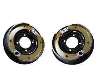 brake backing mechanical